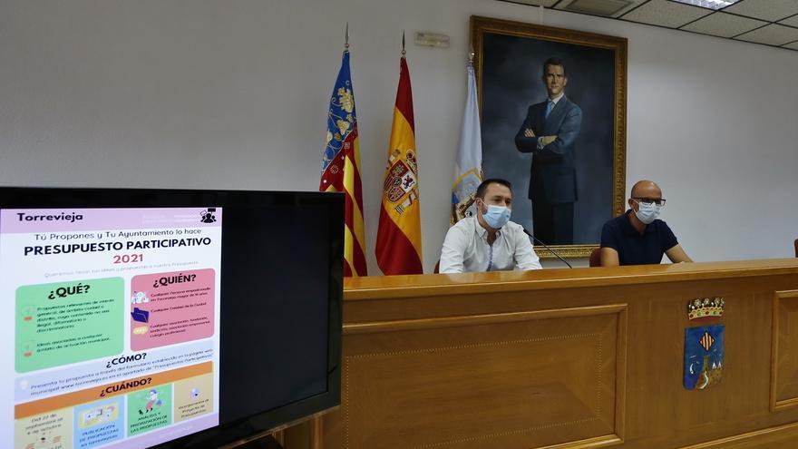 La oposición en Torrevieja no podrá usar el salón de plenos para sus ruedas de prensa como reclamaba
