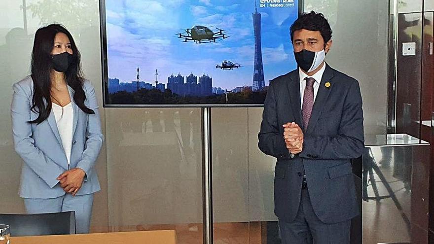 L'aeroport de Lleida tindrà drons tripulats