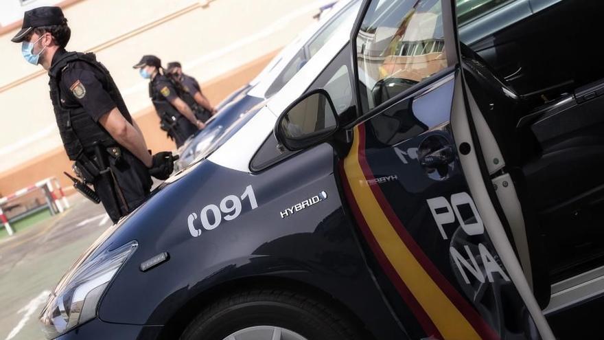 Detenido por el atraco a una mujer hace un año en Tenerife