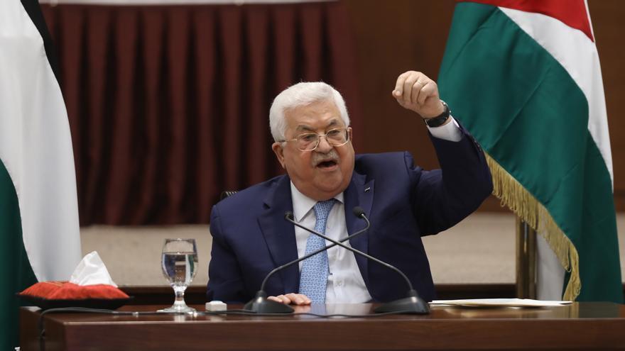 Abás pospone los comicios legislativos de mayo de Palestina