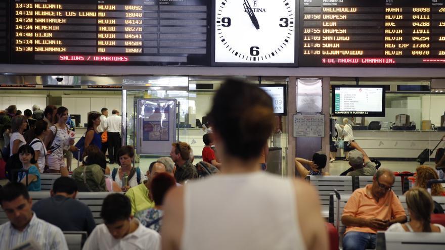 Renfe refuerza la comunicación con los viajeros de cara a la huelga de este jueves