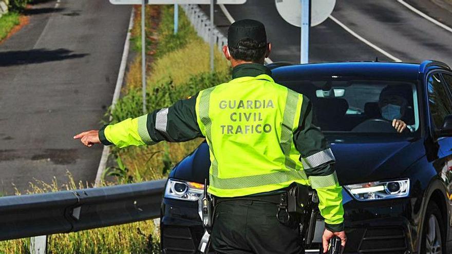 Las restricciones de movilidad por el COVID frenan los delitos de tráfico un 25%