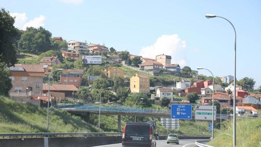 Vigo (re)dibuja sus principales accesos