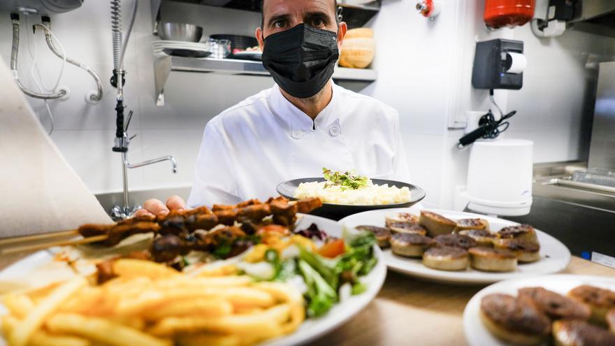 Vuelve a Torremolinos la mítica gastronomía de Onkel Willi