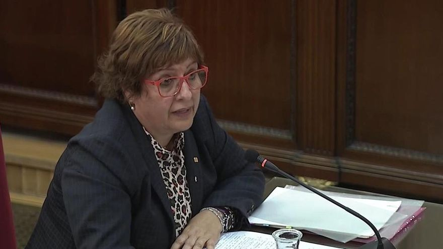 UGT pide el indulto para la exconsellera Dolors Bassa