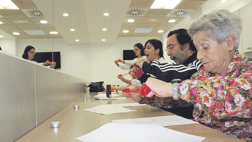 Casi 800 inscritos en las primeras bolsas del SES de terapeutas ocupacionales y técnicos en dietética