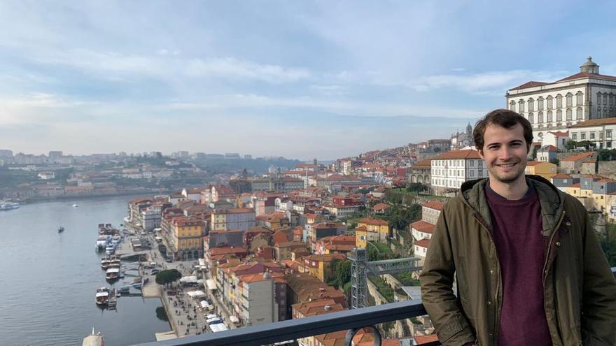 Jaume Gratacós: «S'està bé a Madrid, sobretot si ets jove, però no em veig vivint-hi»