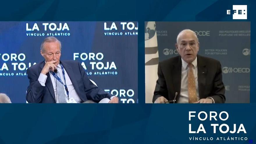 """Ángel Gurría: """"La pandemia exacerba las desigualdades"""""""