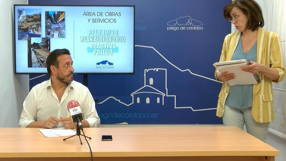 Un plan municipal de reactivación económica y social destinará 125.000 euros a 32 obras