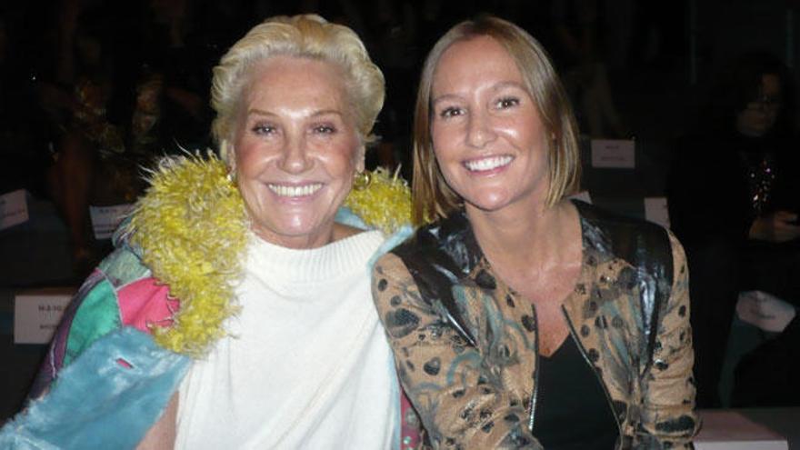 Muere Mietta Leoni, madre de Fiona Ferrer