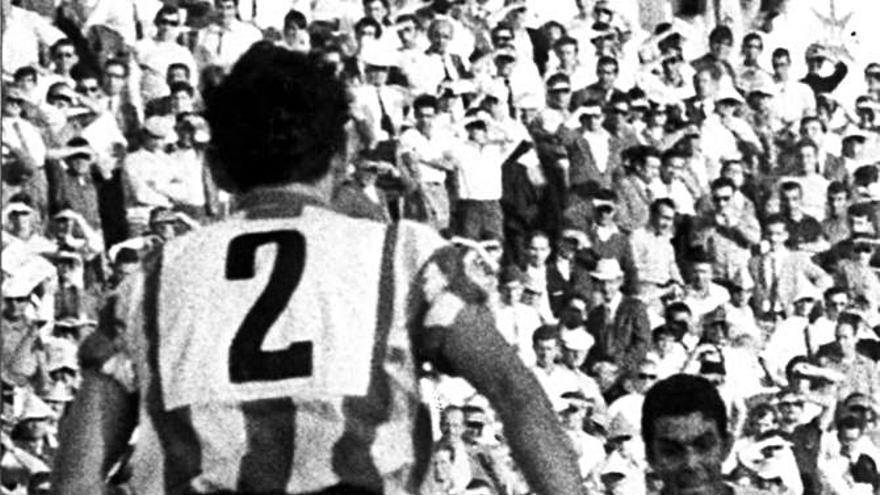 Aquel último partido de Juanito Guedes