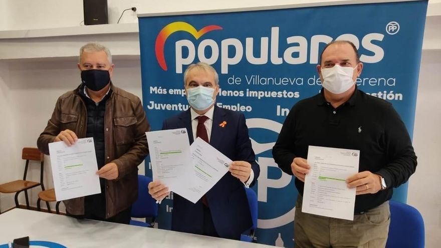 El PP presenta enmiendas a los presupuestos por importe de 26 millones de euros