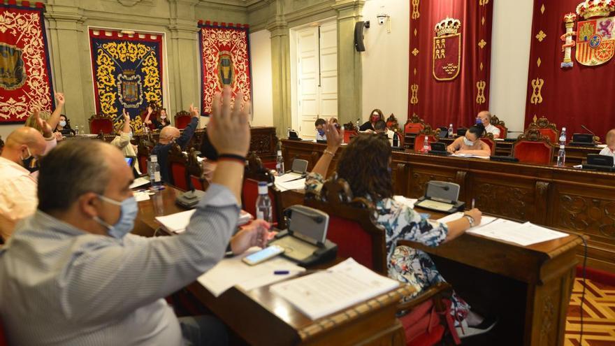 El retraso del PGOU por  la covid permite destinar 400.000 euros al teletrabajo