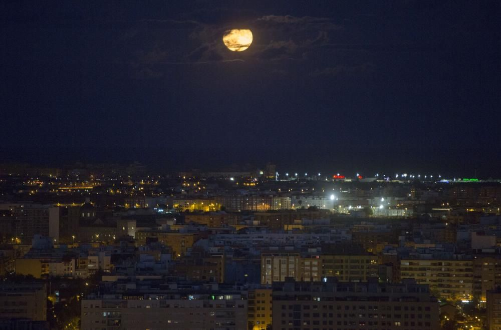 En la ciudad de Valencia