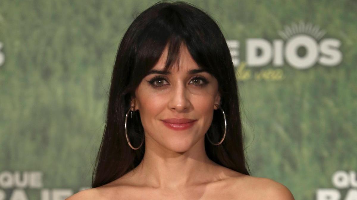 Macarena García, protagonista de 'El arte de volver'.