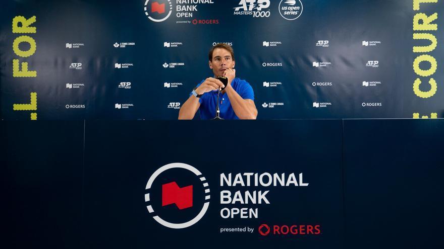 Rafa Nadal también renuncia a jugar el Masters 1000 de Cincinnati