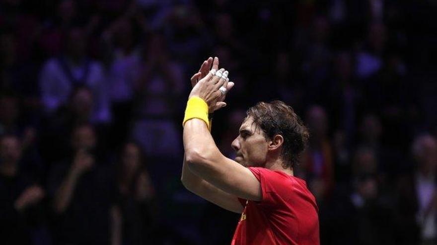 España pasa con celeridad a cuartos de la Copa Davis