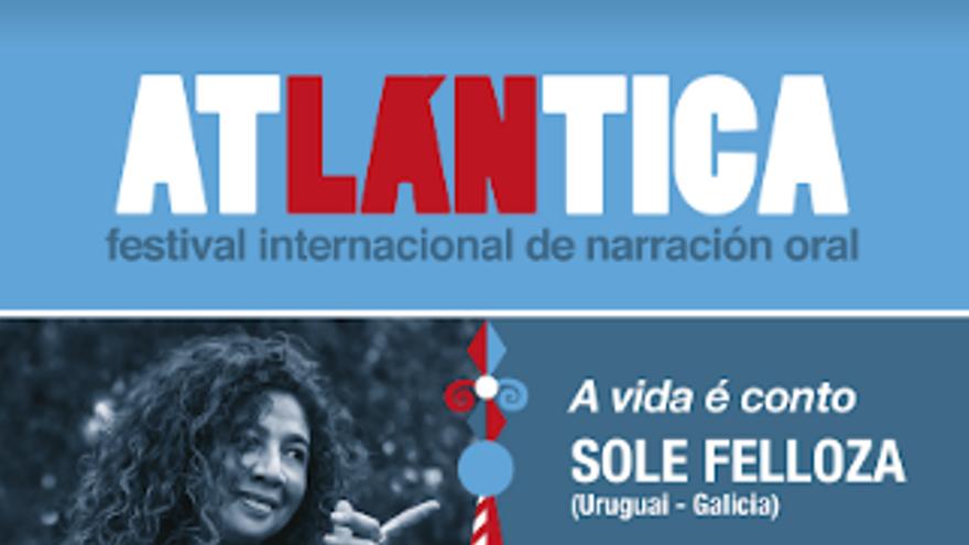 Festival Atlántica - Soledad Felloza: A vida é conto