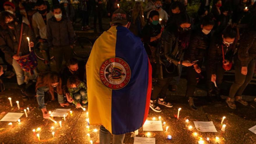 Creix la tensió amb 34 morts en 7 dies de protestes a Colòmbia, la majoria joves