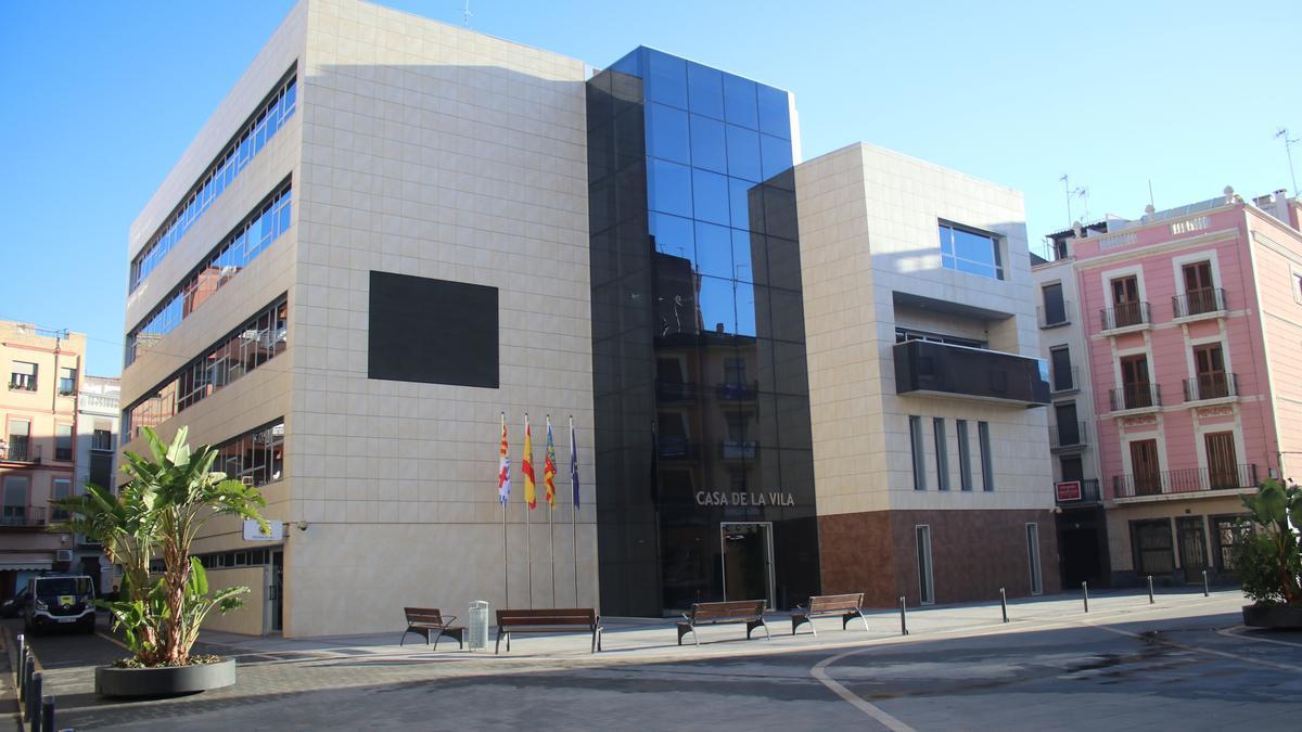 Imagen de archivo del ayuntamiento de Onda.