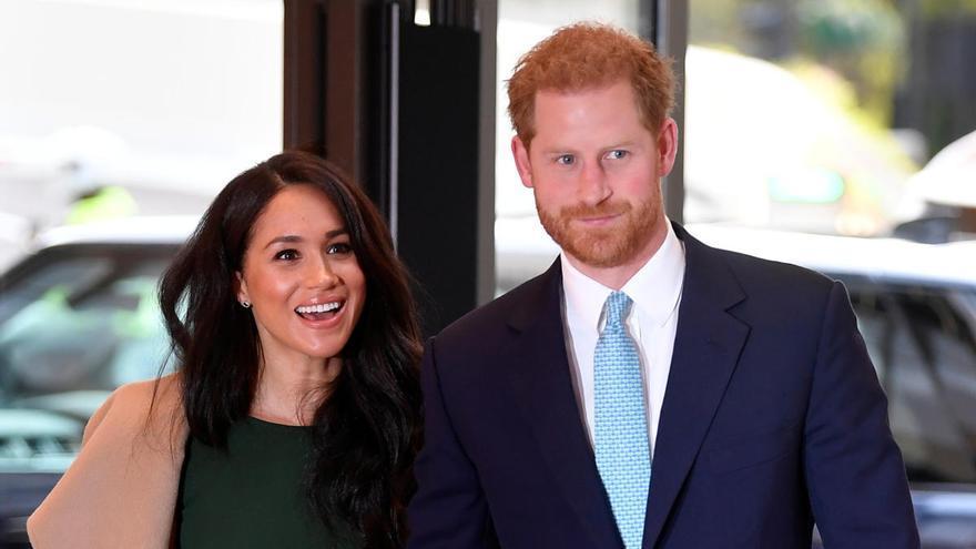 El príncipe Enrique y Meghan Markle lanzarán podcasts de la mano de Spotify