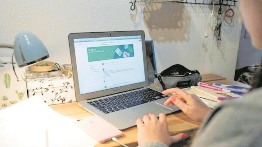 La educación online merma el aprendizaje de los escolares