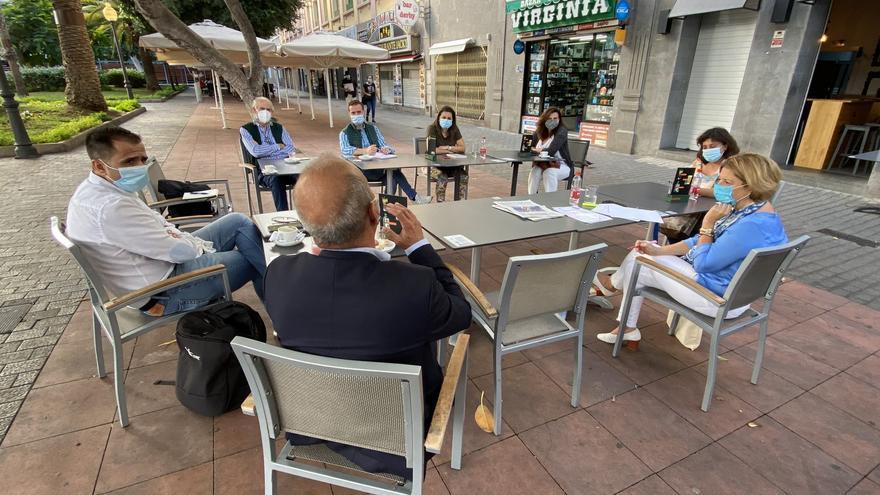El PP insta al Ayuntamiento a declarar el estado de emergencia social en la ciudad