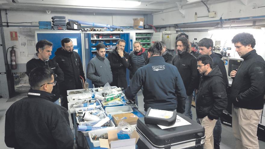 Próximo curso de Mecánica Naval en la UIB