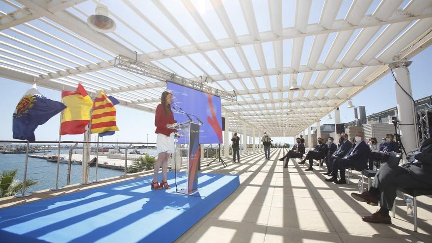 Las obras de la nueva sede de Distrito Digital en el puerto arrancan en dos semanas