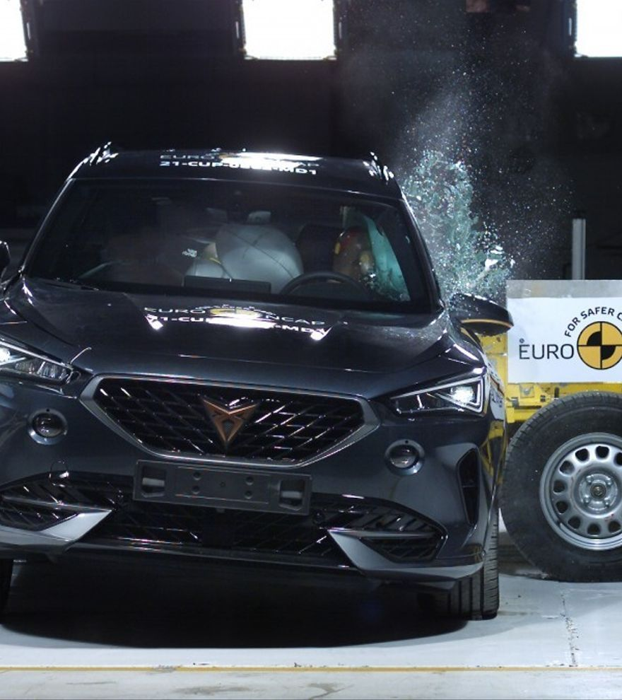 El Cupra Formentor y el Polestar 2 consiguen las cinco estrellas Euro NCAP