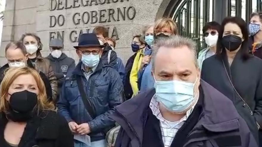3.000 firmas para exigir al Estado que recurra la sentencia de Meirás