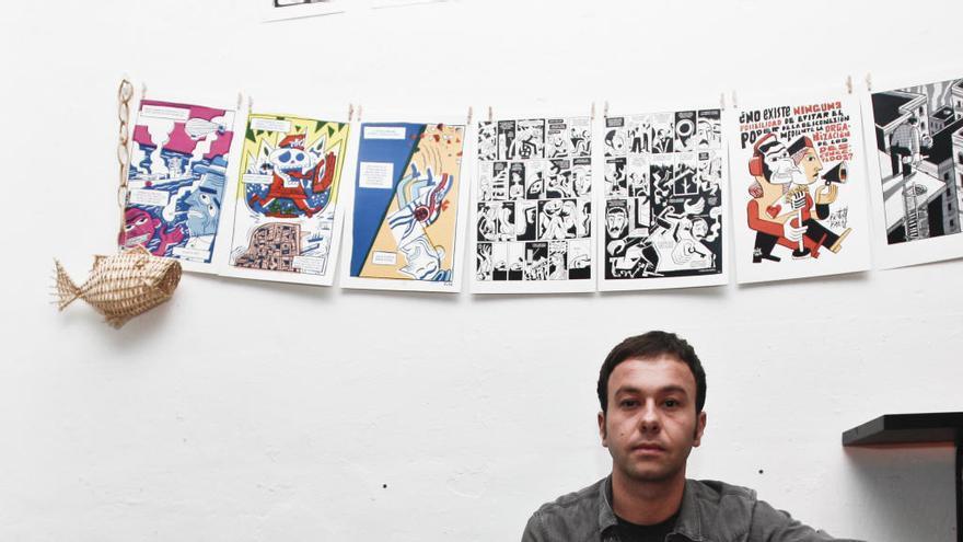 El premiado dramaturgo Víctor Sánchez dirige hoy de nuevo en Sagunt