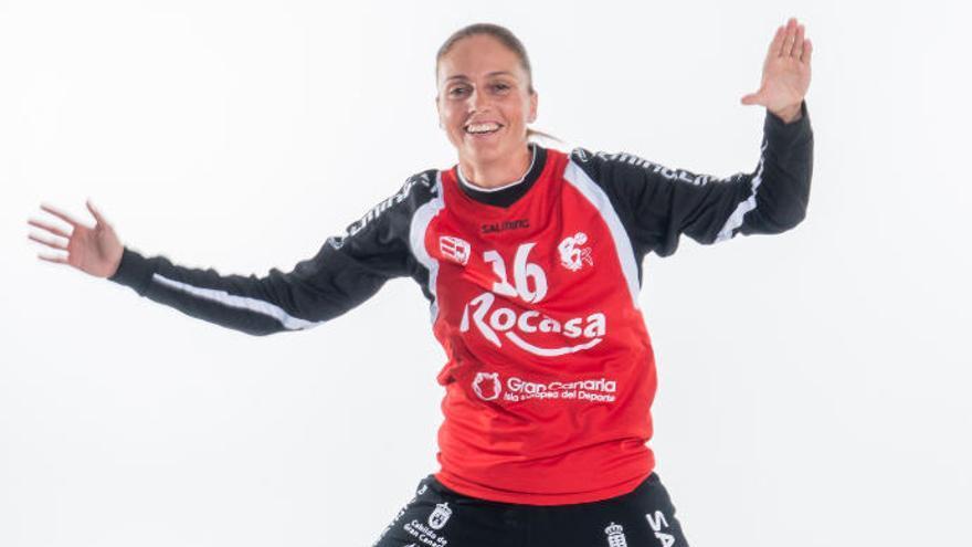 Tres jugadoras del Rocasa, preseleccionadas para el Europeo de Francia