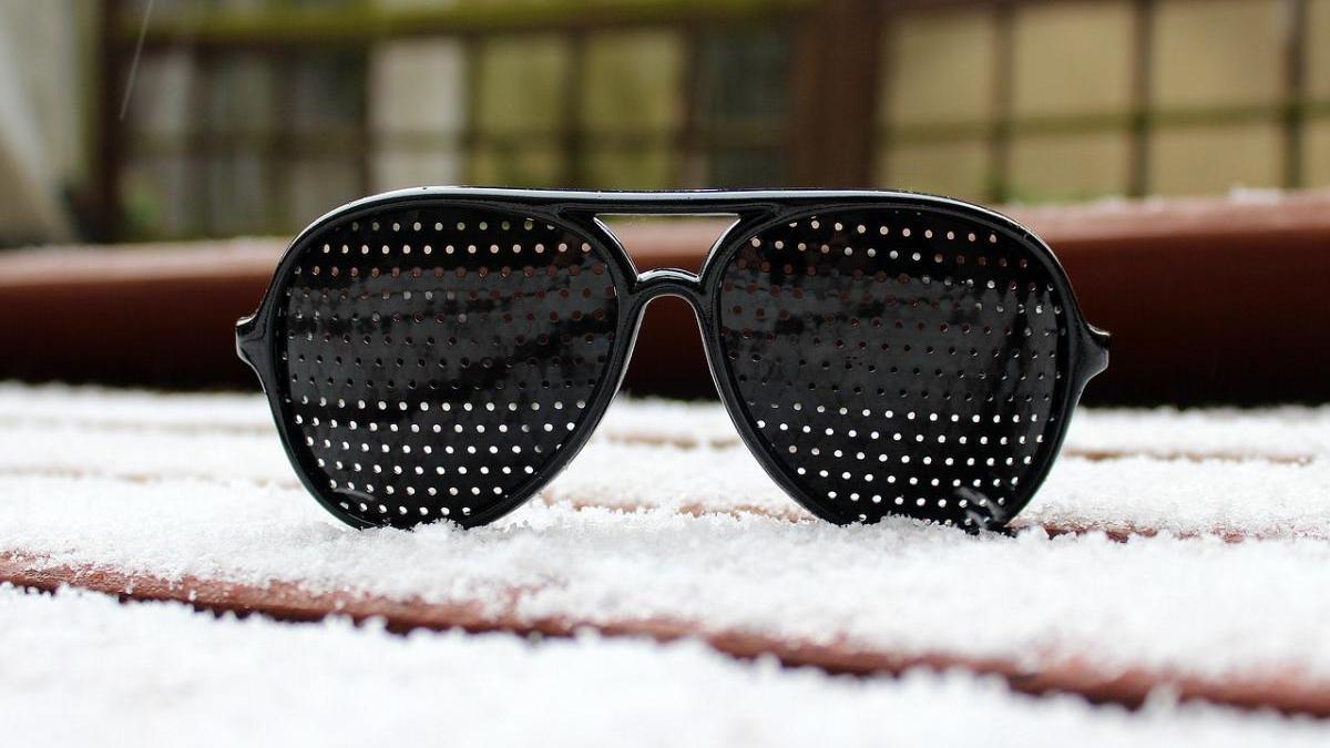 ¿Cuál es el modelo de gafas de sol más apropiado para la nieve?