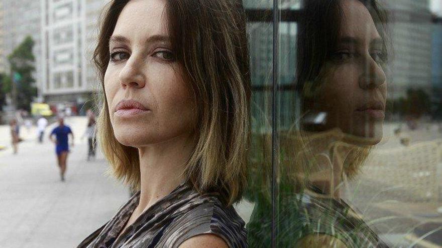 La actriz Eva Fernández, premio Curtas Armadiña 2018