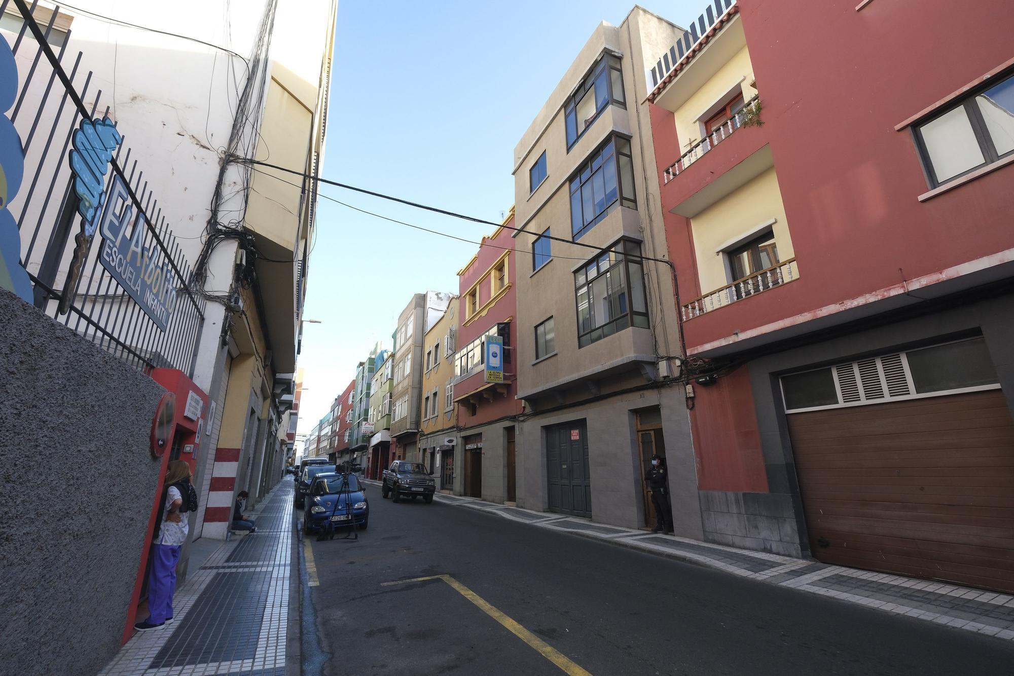 Doble crimen en Arenales (12/04/21)