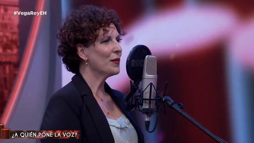 """La actriz que da voz a Siri aparece por sorpresa en 'El Hormiguero': """"Me han jubilado"""""""