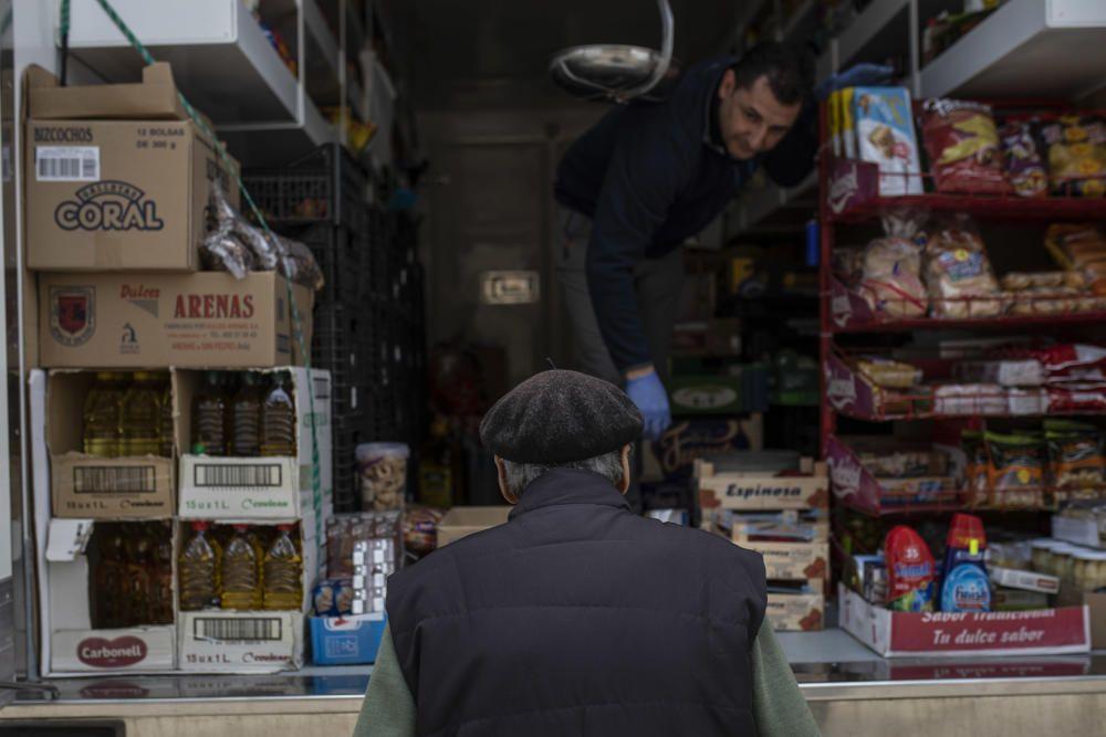 Supermercados ambulantes
