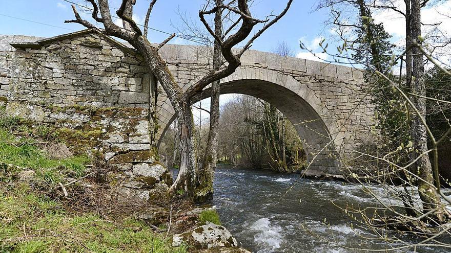 Pedroso rehabilitará su puente medieval