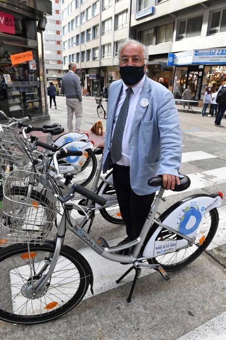 Semana de la Movilidad en A Coruña