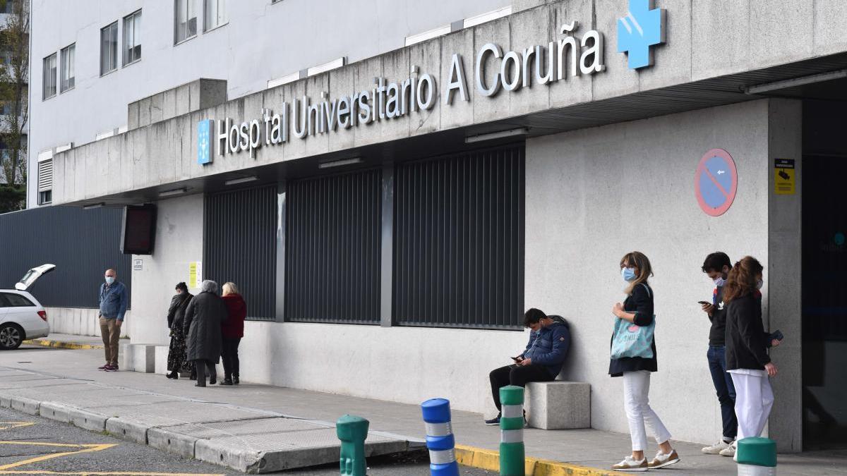 Una mujer de 76 años, última víctima de Covid-19 en A Coruña