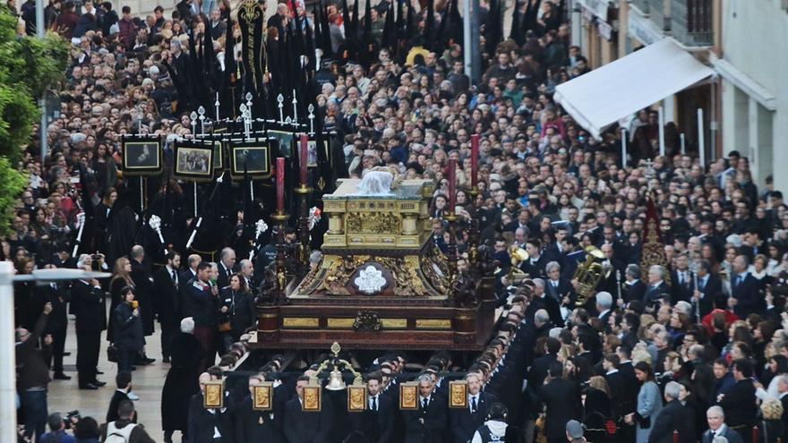 Los hoteles de la capital rozarán el lleno el fin de semana de la procesión Magna