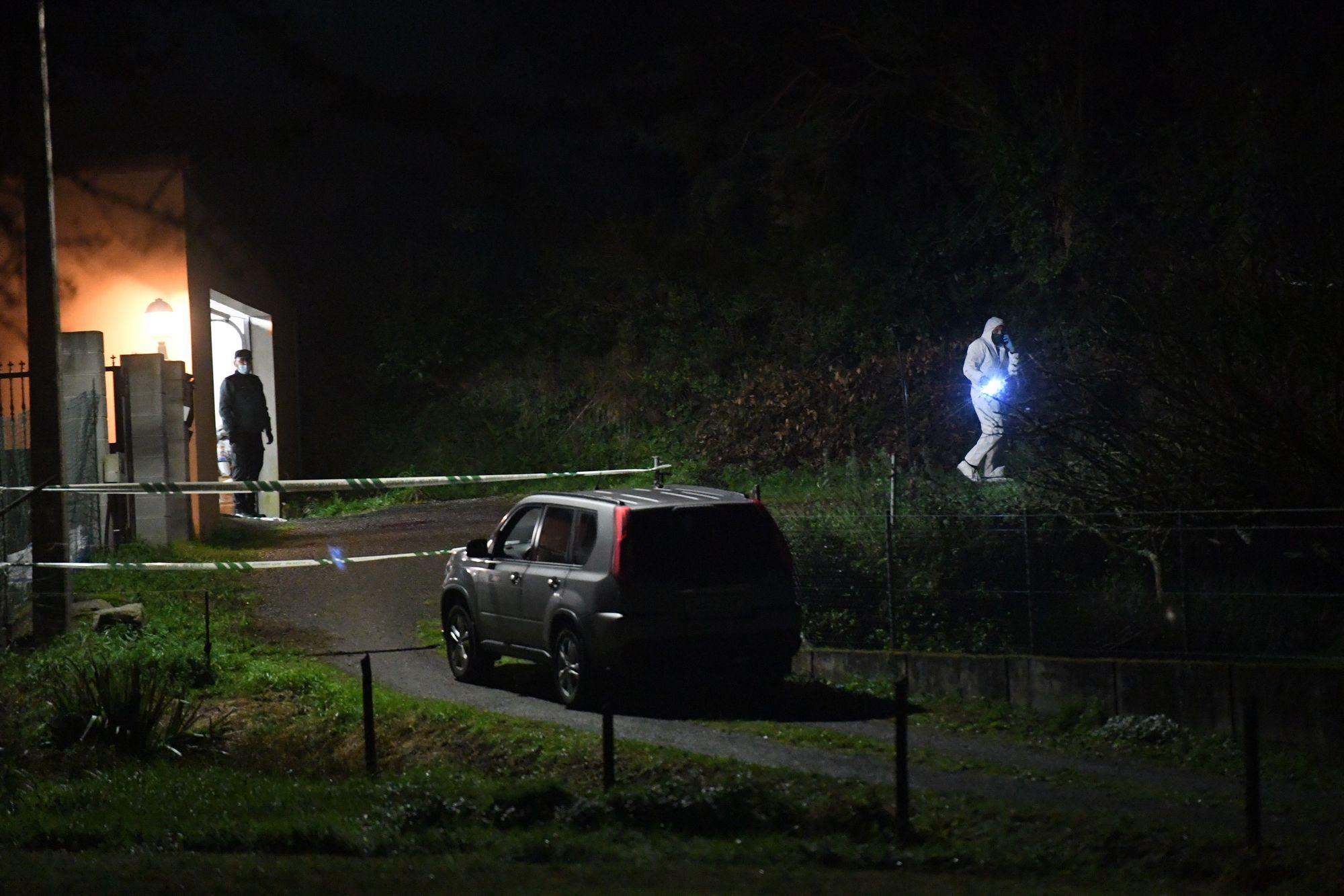 Detenido el vecino de la mujer asesinada en Oza-Cesuras