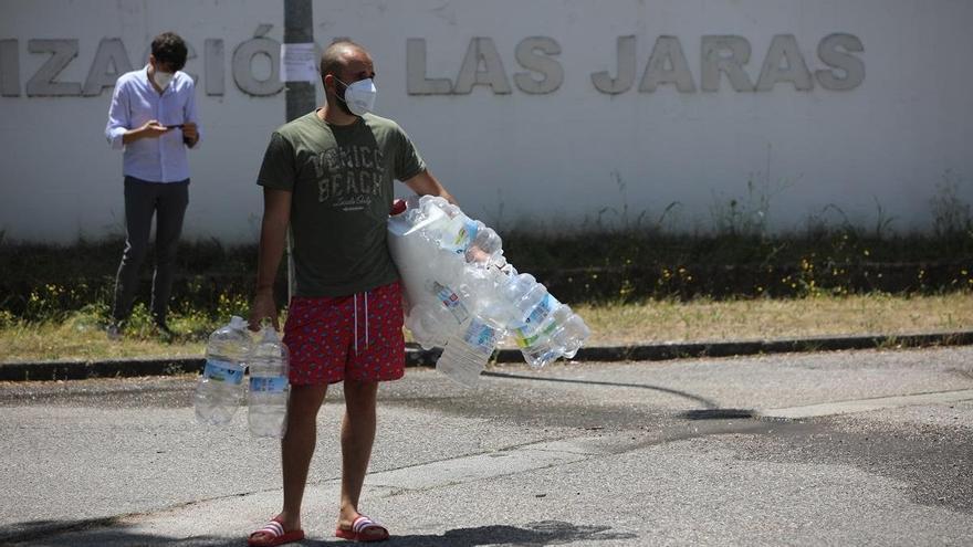 """Vox denuncia """"la dramática"""" situación de los vecinos de Las Jaras"""