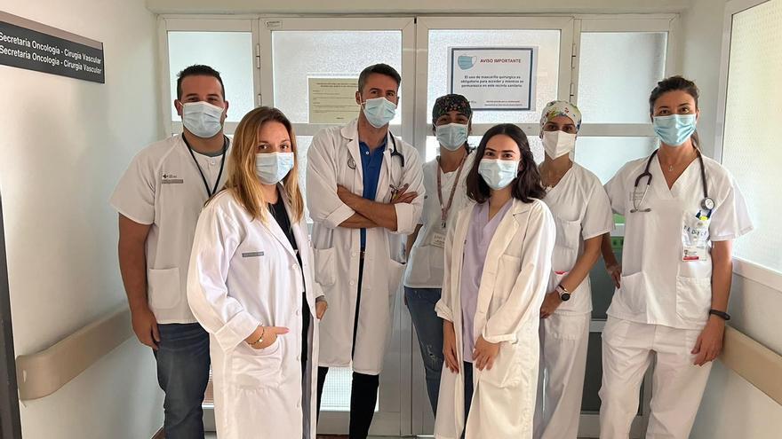 El servicio de Oncología del Hospital General de Alicante, volcado en la investigación