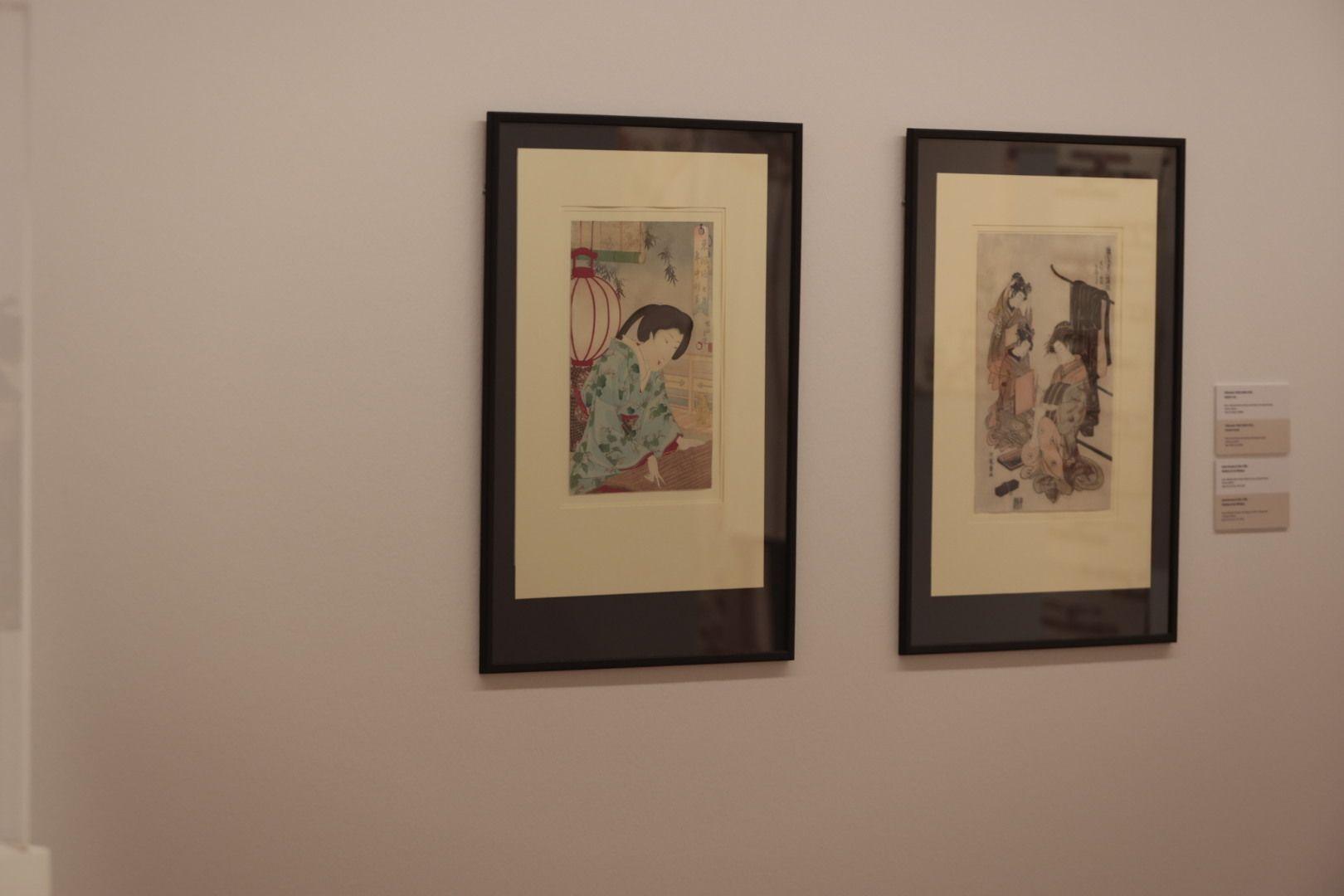 Geisha y Samurái