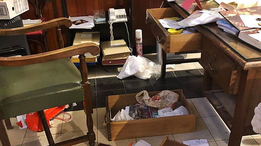 Asaltan la iglesia de Benissa para robar las colectas del fin de semana