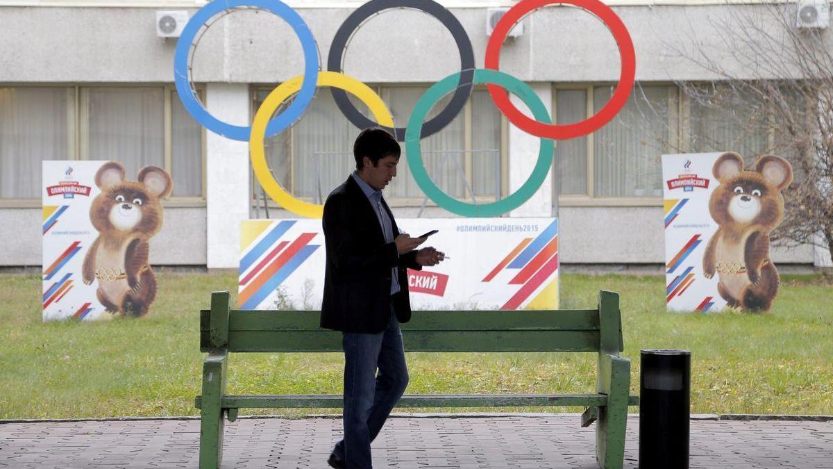 Cuatro años de sanción para la antigua dirección de la federación rusa de atletismo