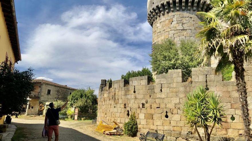 Granadilla vuelve a cerrar sus puertas a las visitas turísticas