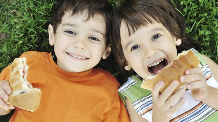 Seis almuerzos saludables para que los niños se lleven al colegio